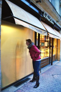 Bordeaux Bakery Vent