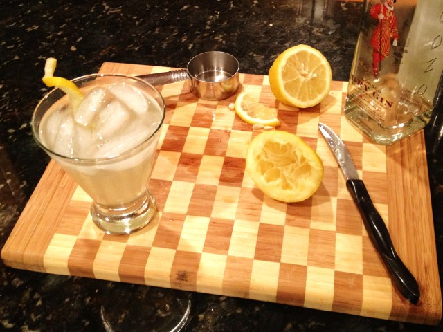 Gin Sour Board