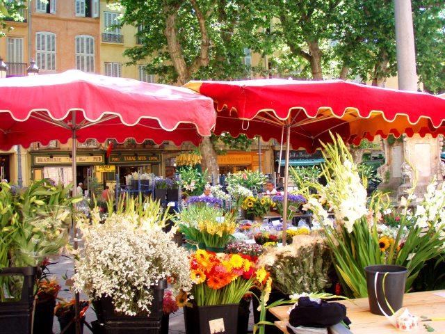 Aix-en-Provence markets