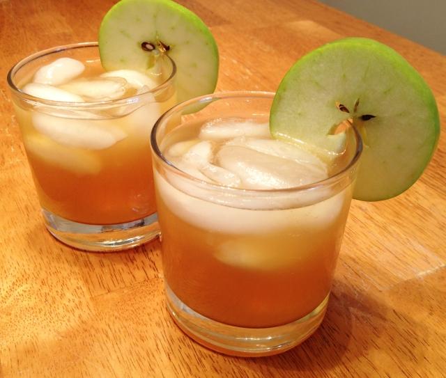 Apple cider car