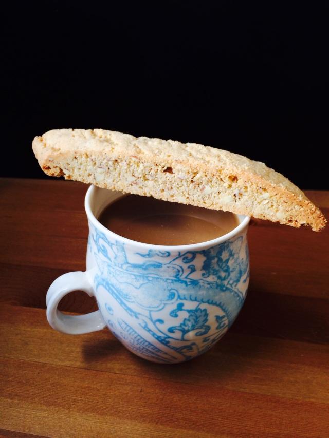 Cardamom Biscotti