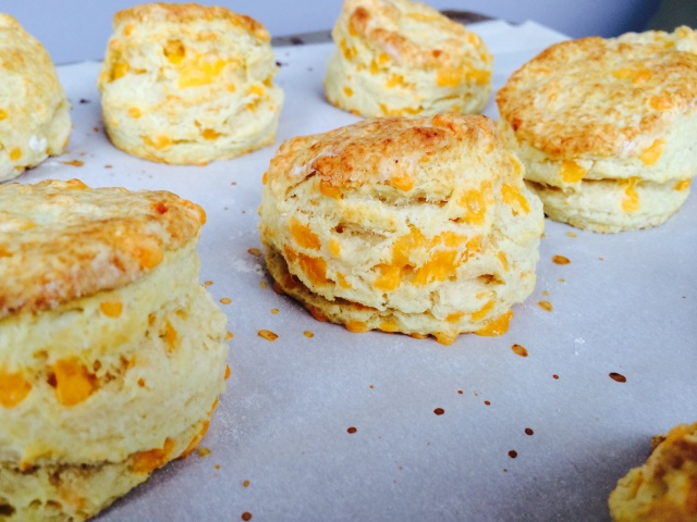 Cheddar Biscuit Glory