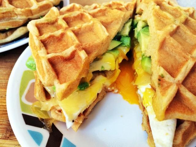 Waffle Sammie