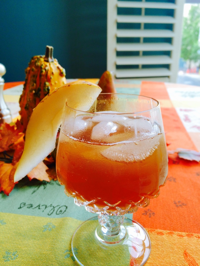 Fall Cocktail Recipe