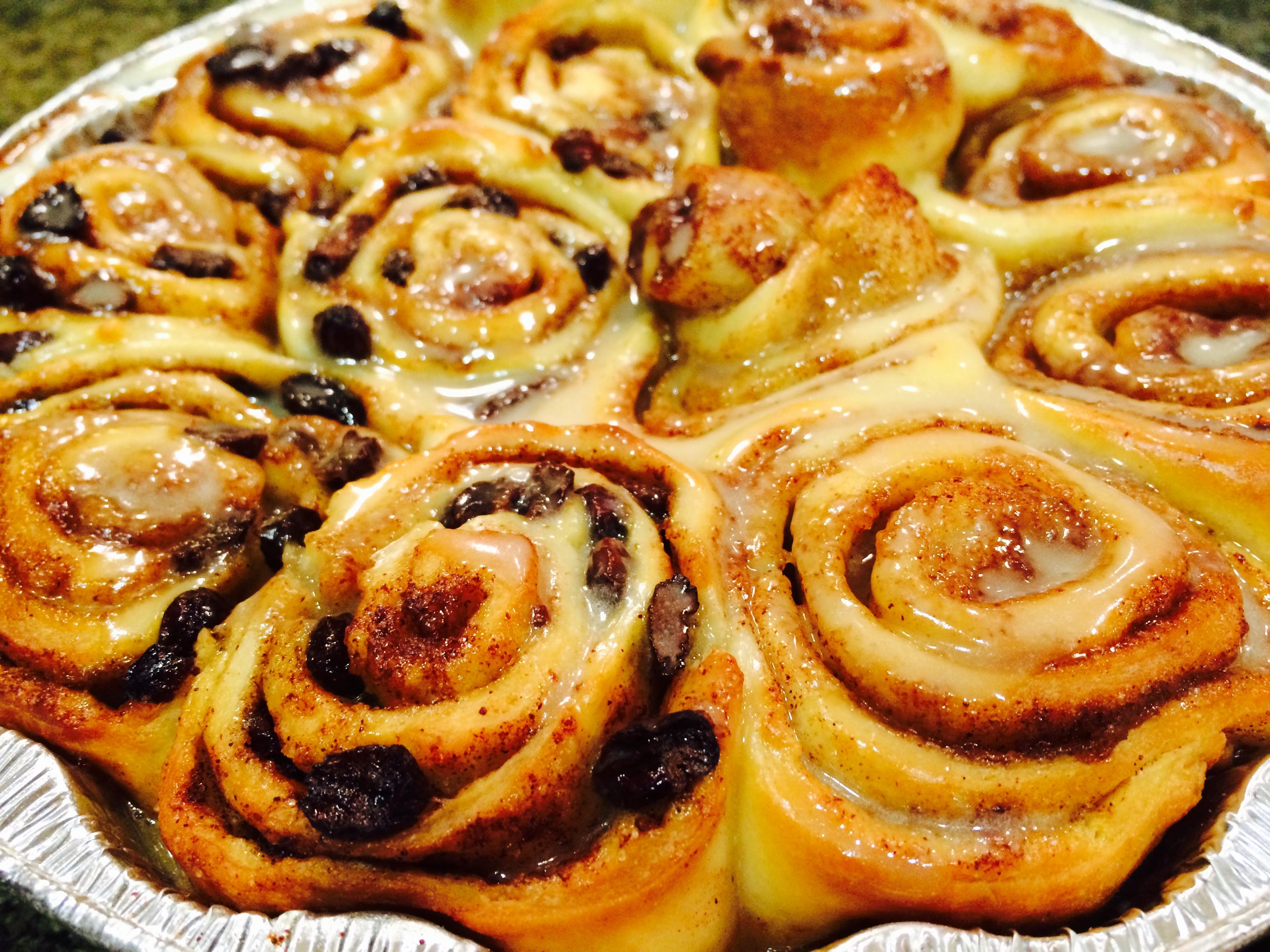 cinnamon buns cinnamon pizza buns cinnamon sticky buns cinnamon raisin ...